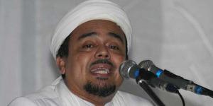Habib Rizieq Tantang Ahok Bubarkan FPI