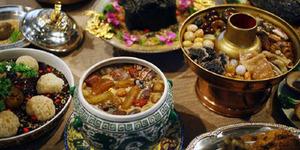 Warga China Ciptakan Makanan Dari Batu