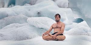 Wim Hof, Pria ini Yoga Bugil di Salju Dingin Gunung Everest