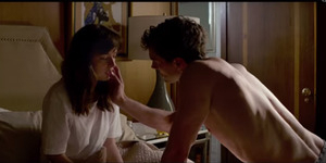 Adegan Seks Dakota Johnson - Jamie Dornan di Trailer Fifty Shades of Grey