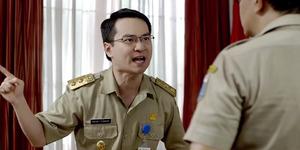 Akting Agustine Taidi Sebagai Ahok di Jokowi Adalah Kita