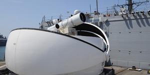 Angkatan Laut Amerika Punya Senjata Laser