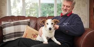 Meg, Anjing Tertua di Inggris 23 Tahun