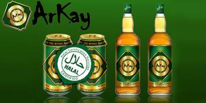 ArKay, Whisky Non-Alkohol Besertifikat Halal Pertama di Dunia