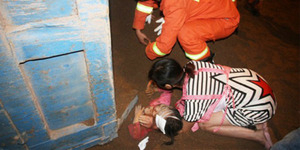 Ayah di China Selamatkan Bocah Korban Longsoran yang Ternyata Anak Kandung Sendiri