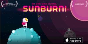 Selamatkan Astronot dan Mati Bersama di Game Sunburn!