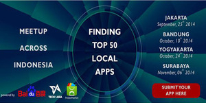 Baidu Indonesia Gelar Kompetisi Aplikasi Android Berhadiah Rp 180 Juta