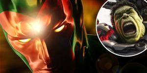 Hulk Pencipta Superhero Vision di Avengers: Age of Ultron