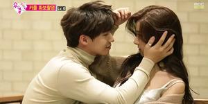 Behind The Scene Pemotretan Mesra Song Jae Rim-Kim So Eun di Allure