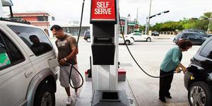 Harga Bensin di Amerika Lebih Murah Ketimbang Sebotol Air Mineral