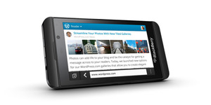 BlackBerry 'Rio' Z50 Siap Rilis Tahun 2015