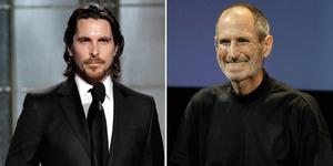 Christian Bale Batal Perankan Bos Apple Steve Jobs