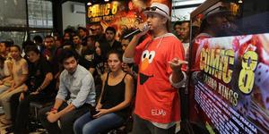 Comic 8: Casino Kings Libatkan 20 Stand Up Comedian