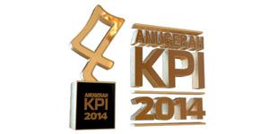 Daftar Nominasi Program Televisi dan Radio Terbaik Anugerah KPI 2014