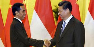 Di Hadapan Investor di Beijing, Jokowi Sindir Kualitas Produk China