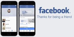 Ucapkan Terimakasih dengan Facebook 'Say Thanks'