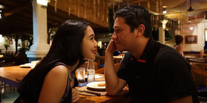 Foto: Hamil Besar, Gisel-Gading Liburan Romantis di Bali