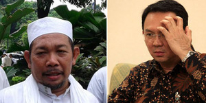 Habib Rizieq Sodorkan Gubernur Pengganti, Ahok Malah Bikin FPI Tandingan