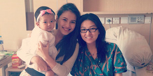 Hamil Lagi, Wenda Tan Masuk Rumah Sakit