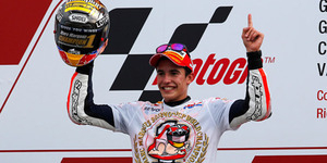 Juara GP Valencia 2014, Marc Marquez Catat Rekor 13 Kemenangan Semusim