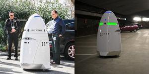 K5, 'Robot Satpam' Penjaga Kampus Microsoft