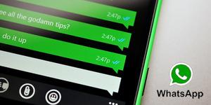 Centang Biru, Tanda Pesan WhatsApp Telah Dibaca
