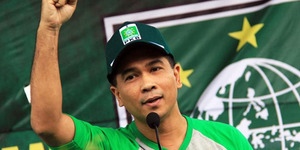 Krisna Mukti Keluhkan Gaji Anggota DPR Kecil