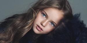 Kristina Pimenova, Model Termuda & Tercantik Dunia