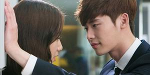 Lee Jong Suk-Park Shin Hye Nyaris Ciuman di Pinocchio Episode 4