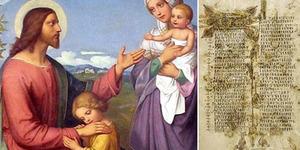 Manuskrip Berusia 1.500 Tahun Ungkap Yesus Nikahi Maria Magdalena dan Punya 2 Anak