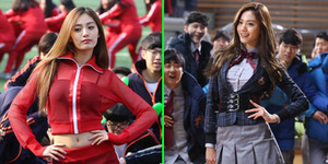 Penampilan Seksi Nana After School Membius Para Pria di Fashion King