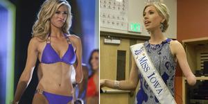 Nicole Kelly, Ratu Kecantikan Iowa 2014 Terlahir Dengan Satu Tangan