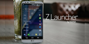 Nokia Z Launcher Beta Hadir Dengan Tampilan Minimalis
