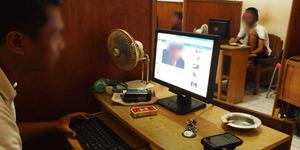 Pemuda Cirebon Masturbasi Di Warnet Diciduk Polisi