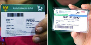 Perbedaan Kartu BPJS dan Kartu Indonesia Sehat (KIS)