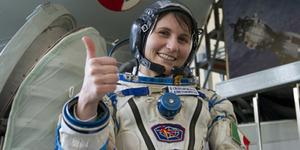 Samantha Cristoforetti, Astronot Wanita Pertama Italia Terbang ke Luar Angkasa