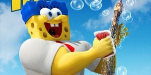 Poster Karakter The SpongeBob Movie: Sponge Out of Water