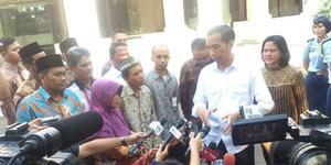 Presiden Jokowi Maafkan 100 Persen Muhammad Arsyad, Pagi Tadi Bebas