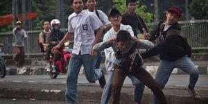 Provokasi Akun Twitter @JalurSMA Picu Tawuran, Satu Siswa Tewas
