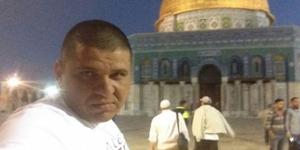 Selfie Di Depan Masjid al-Aqsa, Pemuda Palestina jadi Buronan Israel