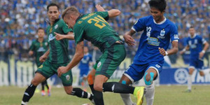 5 Gol Bunuh Diri 'Sepak Bola Gajah' PSS vs PSIS Disorot Media Internasional