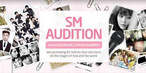 SM Entertainment Global Audition 2015 Digelar di Jakarta dan Surabaya