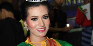 Syarifah Fajri Maulidiyah Putri Pariwisata 2014