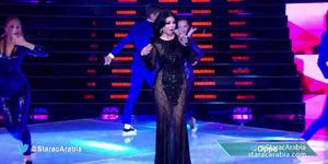 Tampil Seksi di Arab, Penyanyi Lebanon Haifa Wehbe Dikecam