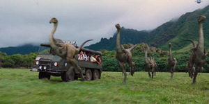 Teaser Trailer Kedua Jurassic World
