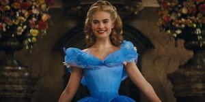 Trailer Menakjubkan Film Cinderella