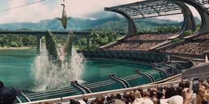 Trailer Perdana Jurassic World Resmi Dirilis