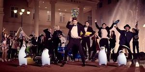 UNIQ Rilis MV Celebrate, Ost. Penguins of Madagascar