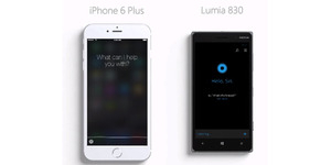 Video Microsoft Cortana Permalukan Siri di iPhone 6