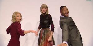 Video Parodi Shake It Off Taylor Swift Versi Kelly Ripa-Michael Strahan